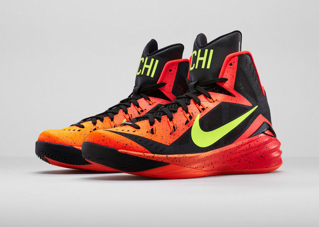 df775196f21a City-Slicker Basketball Shoes   Nike Hyperdunk 2014