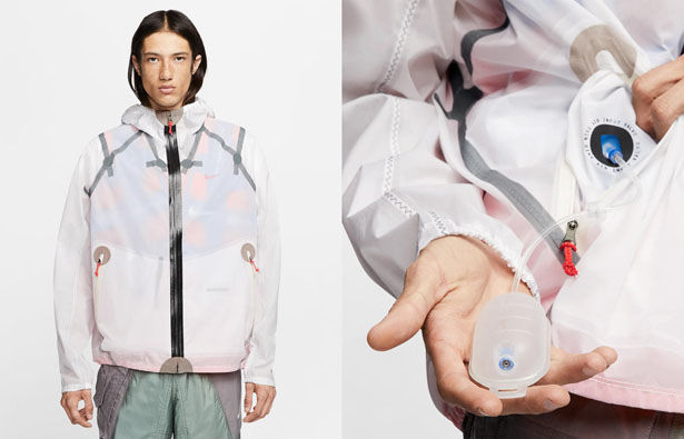 Inflatable Springtime Jackets