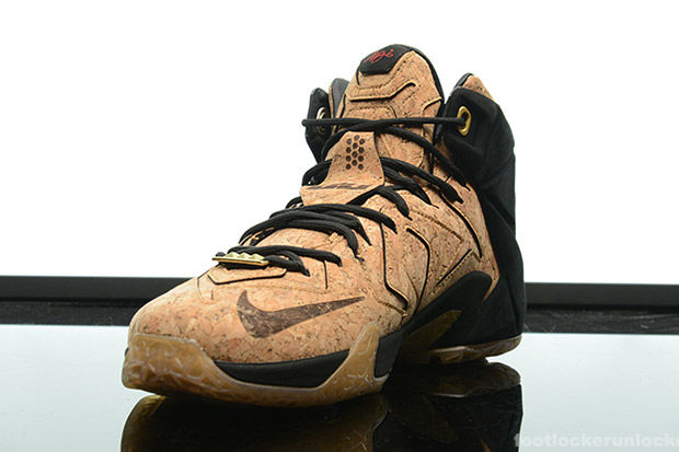 Corkboard Basketball Sneakers