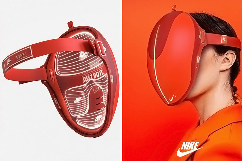 Athletic Light Therapy Masks