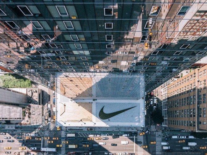 Sneaker-Branded Rooftops