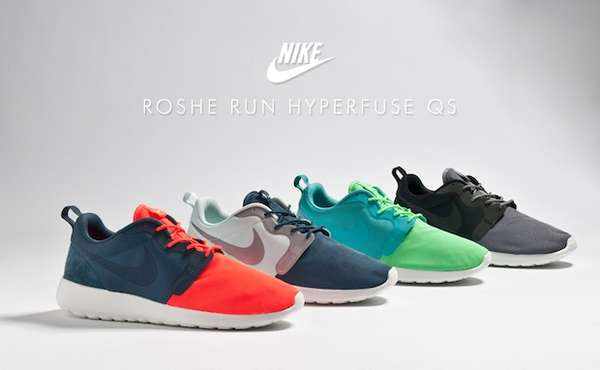 3a54dd68c53b Two-Tone Mesh Kicks   nike roshe run