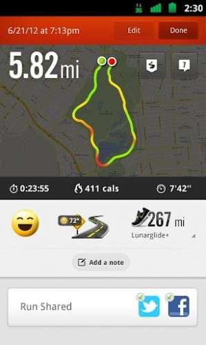 Motivational Running Apps