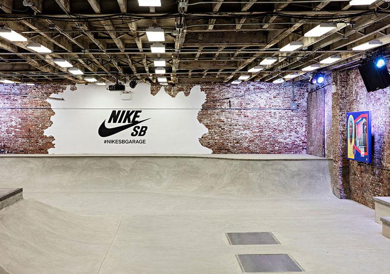 Branded Skate Park Pop-Ups