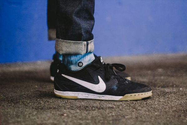 Impressively Slim Skateboard Shoes