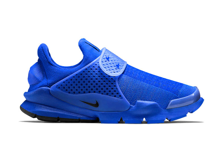 buy popular b1be9 b8fdf Independence Day Sneakers : Nike Sock Dart Game Royal