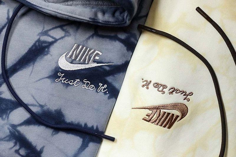 Subdued Tie-Dye Loungewear
