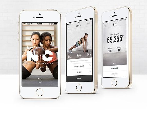 Branded Personal Trainer Apps