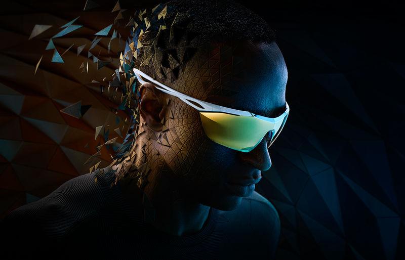 al revés Surichinmoi Estadístico  Dark Sunglasses Ads : Nike Vision Campaign