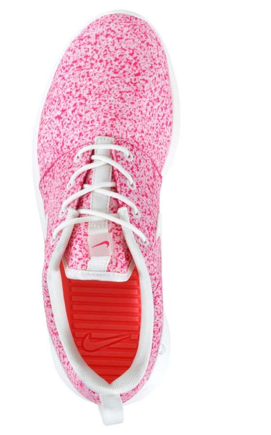 Paint-Speckled Sneakers