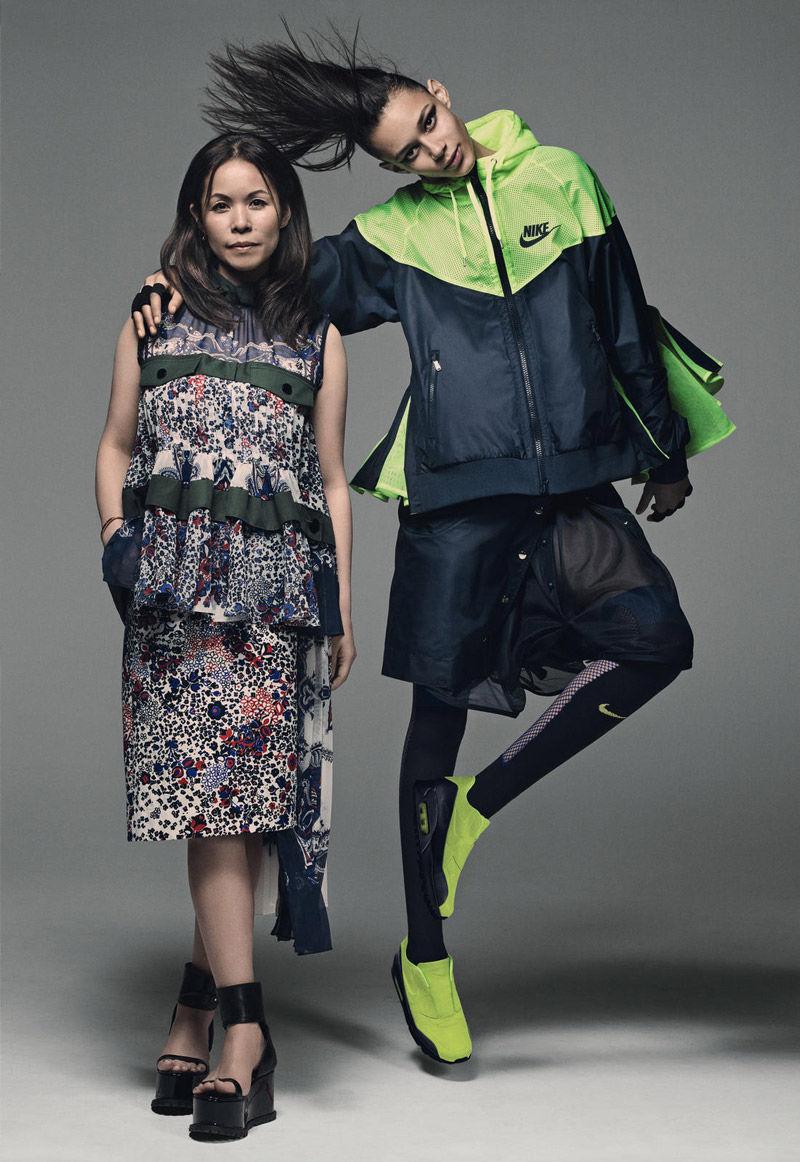 Disruptive Sportswear Collections Nikelab X Sacai