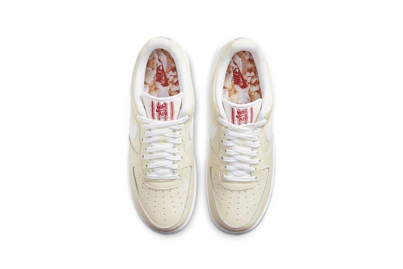 Sleek Popcorn-Inspired Sneakers