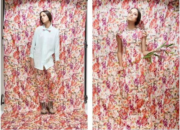 Extreme Floral Editorials