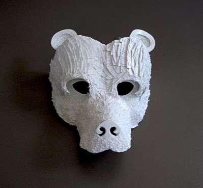 Macabre Paper Masks