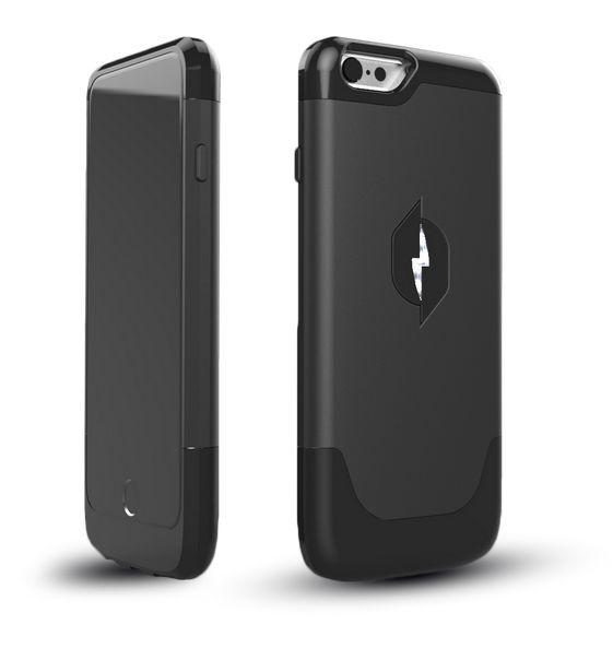 Self-Charging Phones