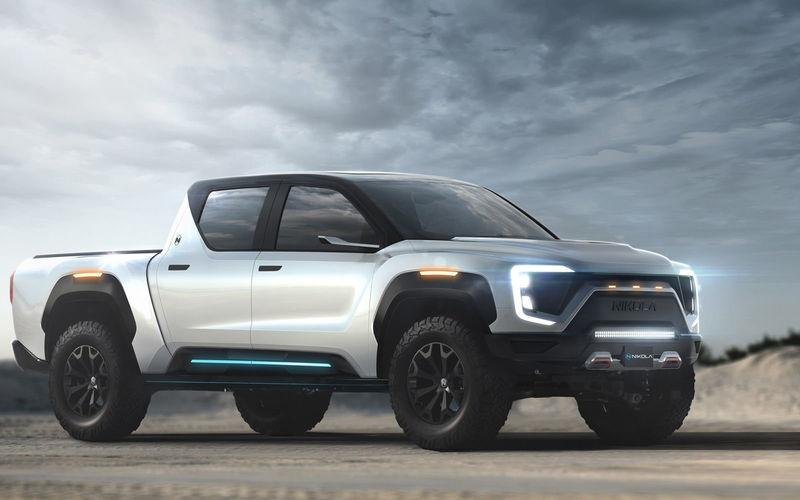 Hybrid Fuel-Cell Trucks