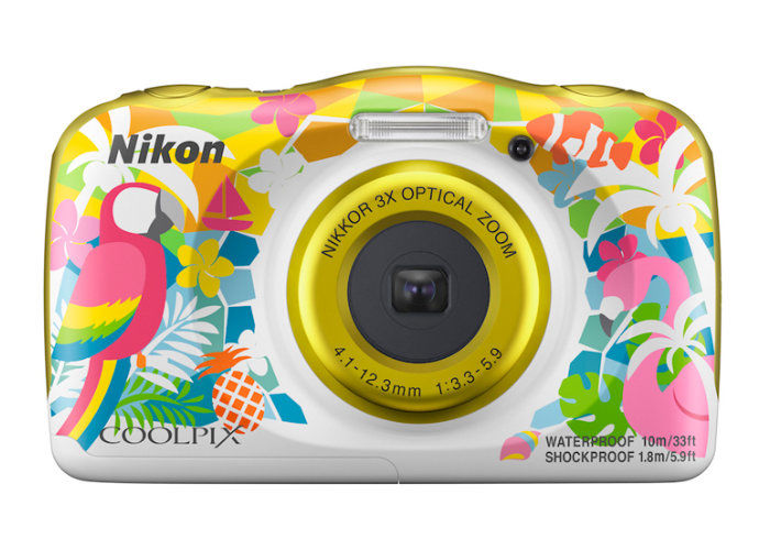 Chromatic Point-and-Shoot Cameras