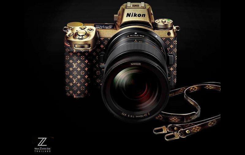 Conceptual Fashion-Branded Cameras