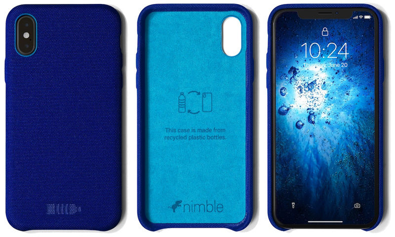 Recycled Bottle Smartphone Cases