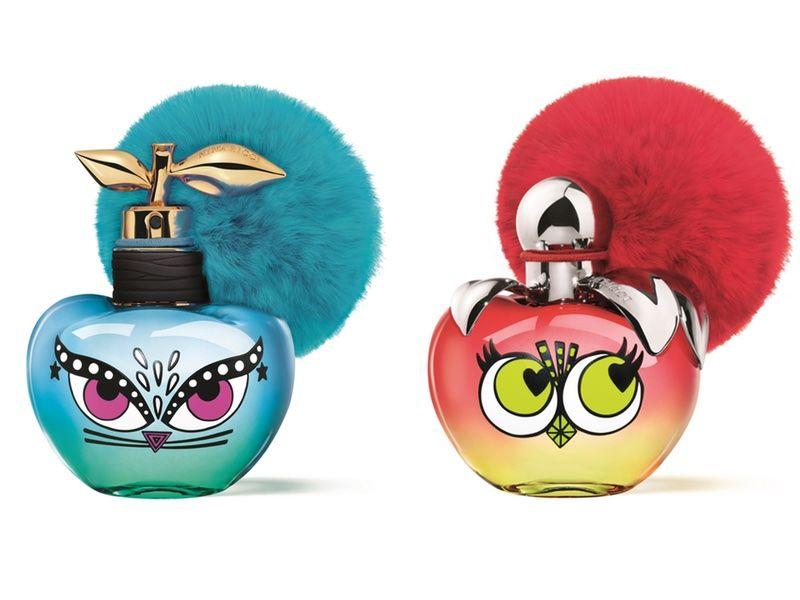 Monstrous Perfume Bottles