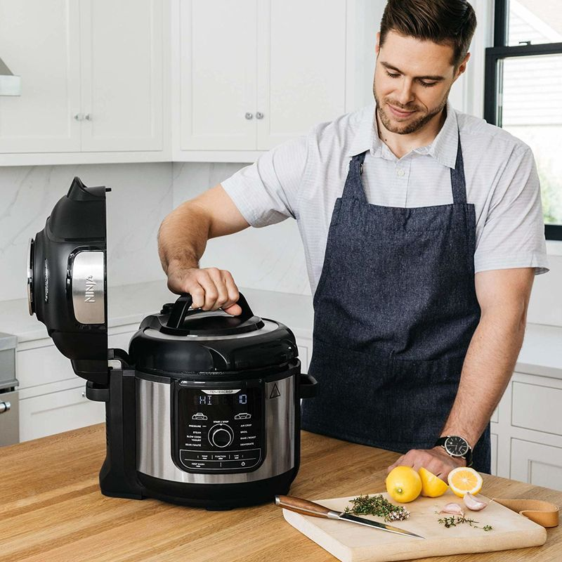 Nine-in-One Cooking Appliances