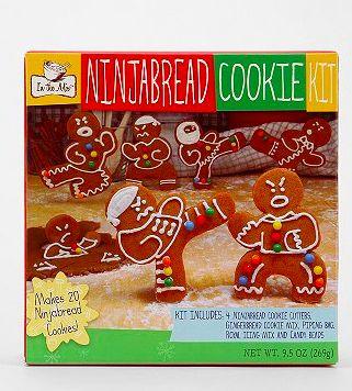 Fierce Gingerbread Making Kits