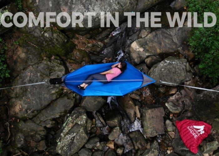 Comfort-Focused Camping Hammocks
