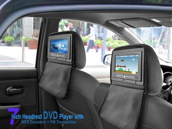 In-Car Arcades