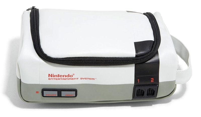 Retro Console Toiletry Kits