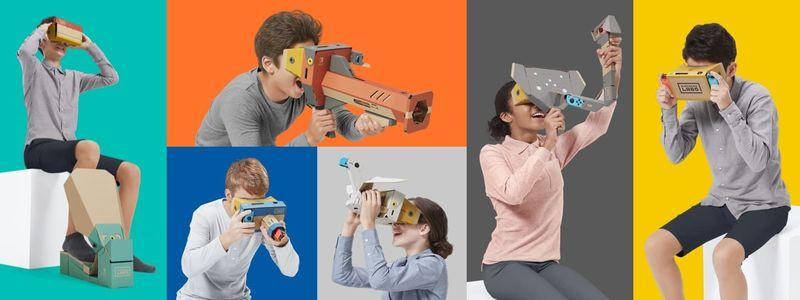 DIY Console VR Kits