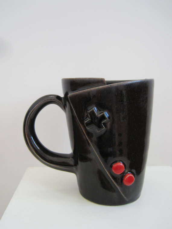 Retro Gaming Coffee Mugs