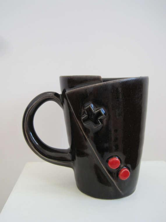 Retro Gaming Coffee Mugs Nintendo Mugs
