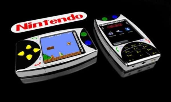 Retro Gamer Phones