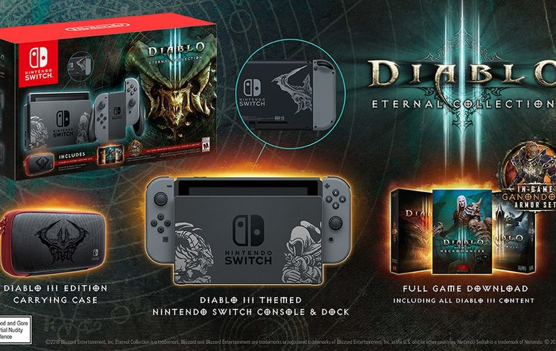 Devilish Gamer Console Bundles