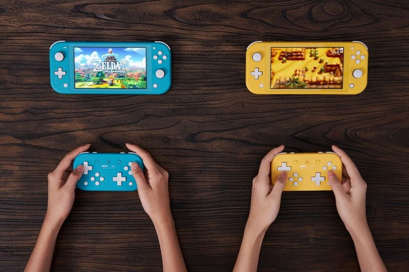 Portable Console Gaming Controllers