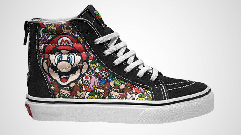 Video Game-Themed Sneakers