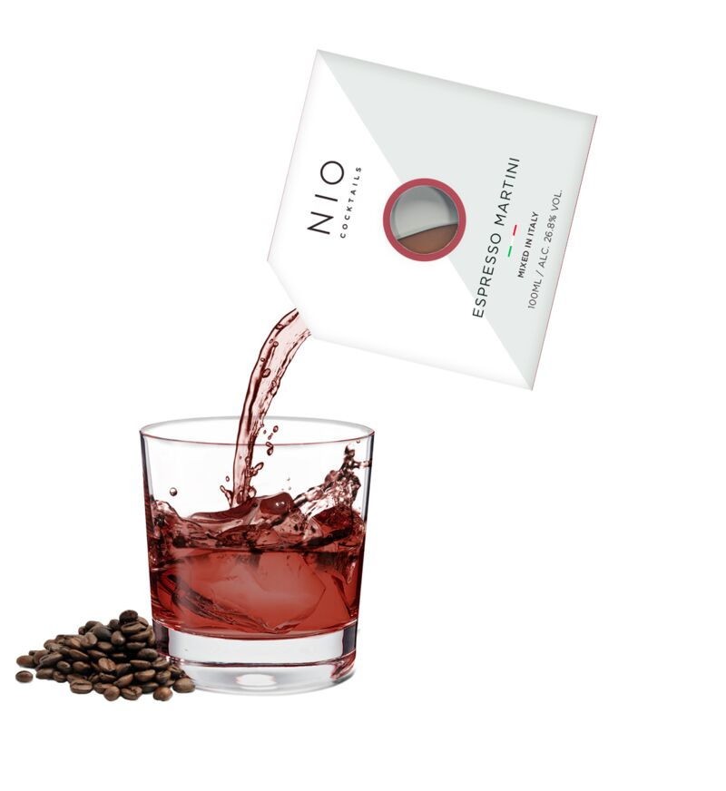 Ready-to-Pour Cocktail Packets