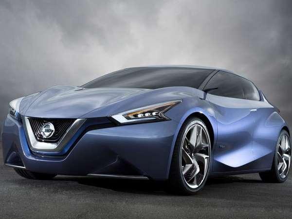 Social Media-Centric Concept Cars