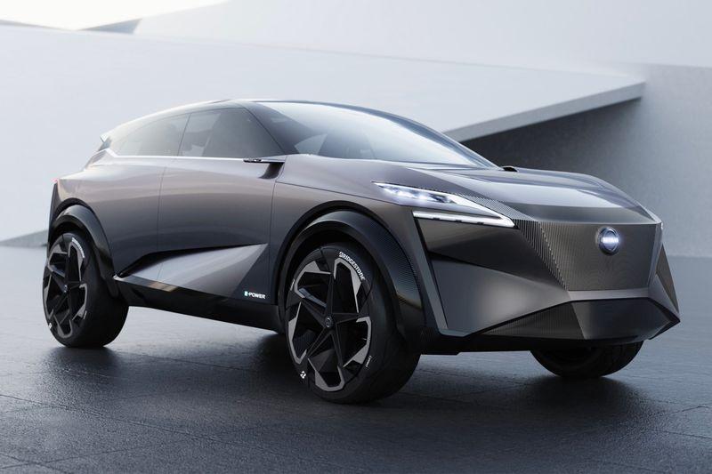 Slick Hybrid Concept Vehicles