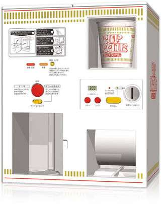 Automated Instant Noodles