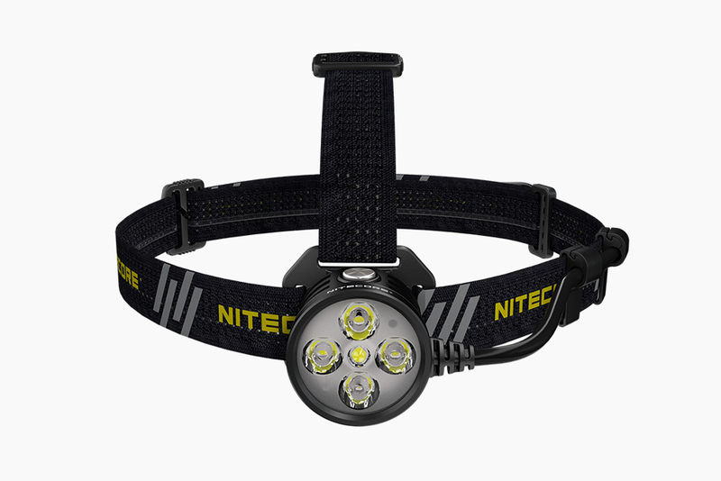 Ultra-Bright Remote Headlamps