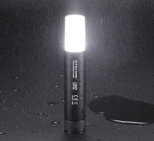360-Degree Illumination Flashlights