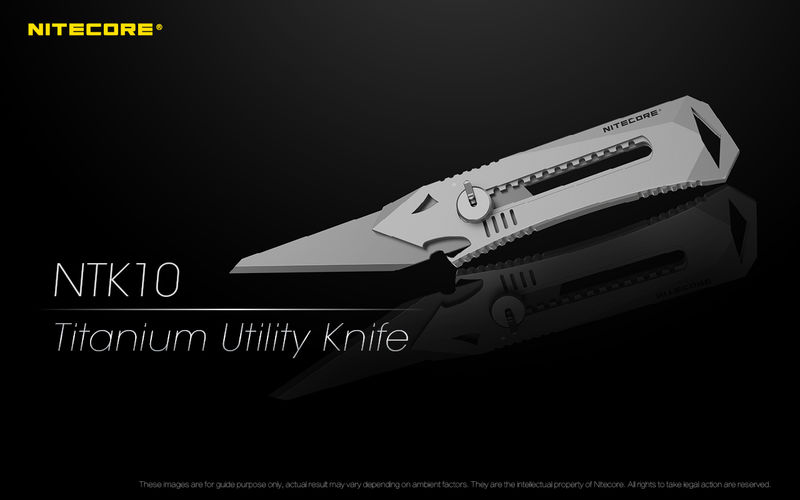 Replaceable Blade Utility Knives