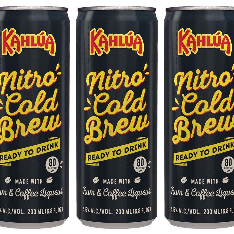 Nitro Coffee Cocktails