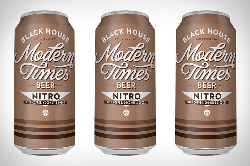 Coffee-Infused Beers