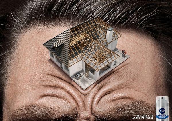 Worry Wrinkle Ads