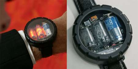 Nixie Watch: Cathode Corner