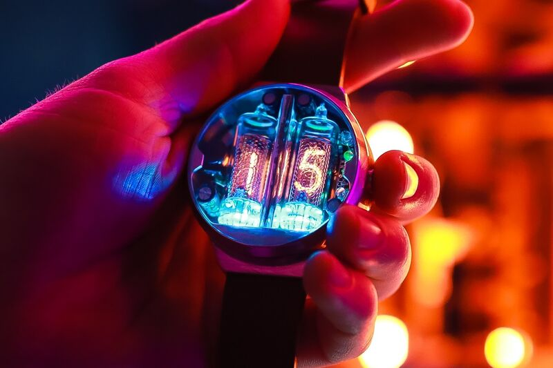 Dual-Core Steampunk Watches