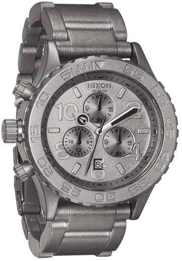 Badass Metallic Timepieces
