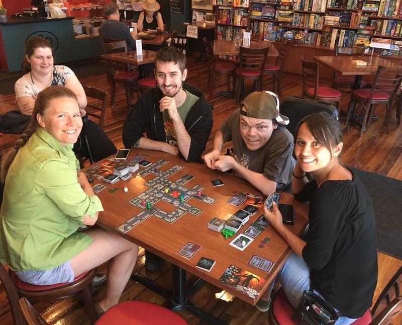 Strategic Escapism Board Games
